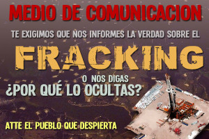 MEME NO AL FRACKING 1
